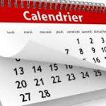 Prochaine réunion du Club : 11 Septembre